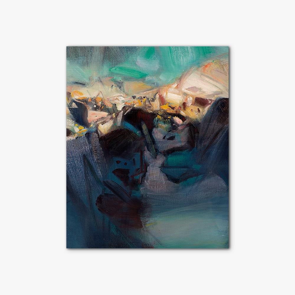캔버스 인테리어 추상화 액자 Abstract painting 1101