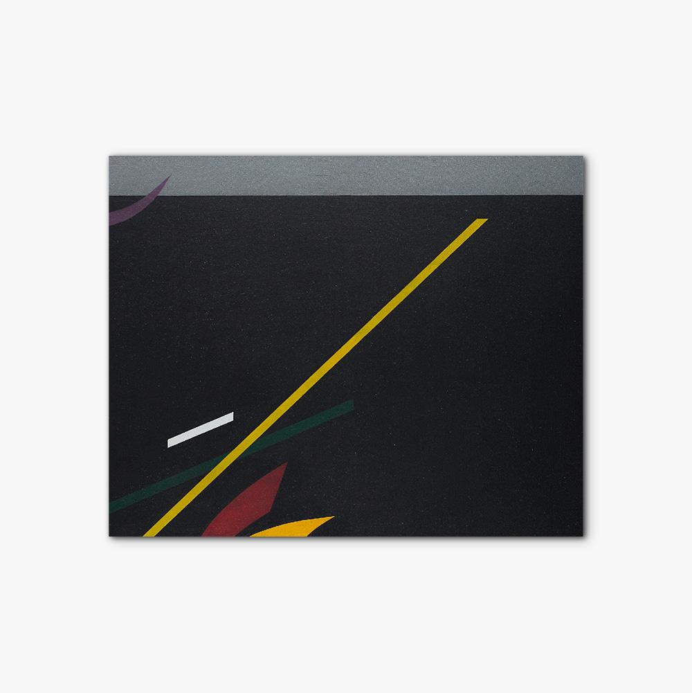 캔버스 인테리어 추상화 액자 Abstract painting 1108