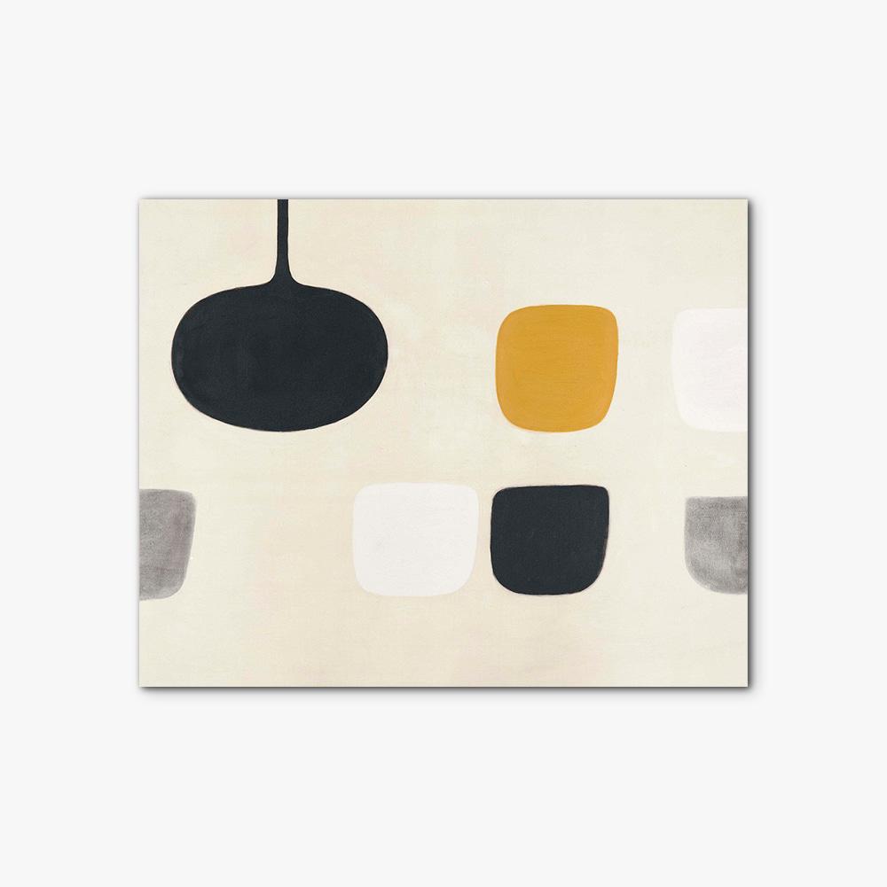 캔버스 인테리어 추상화 액자 Abstract painting 312