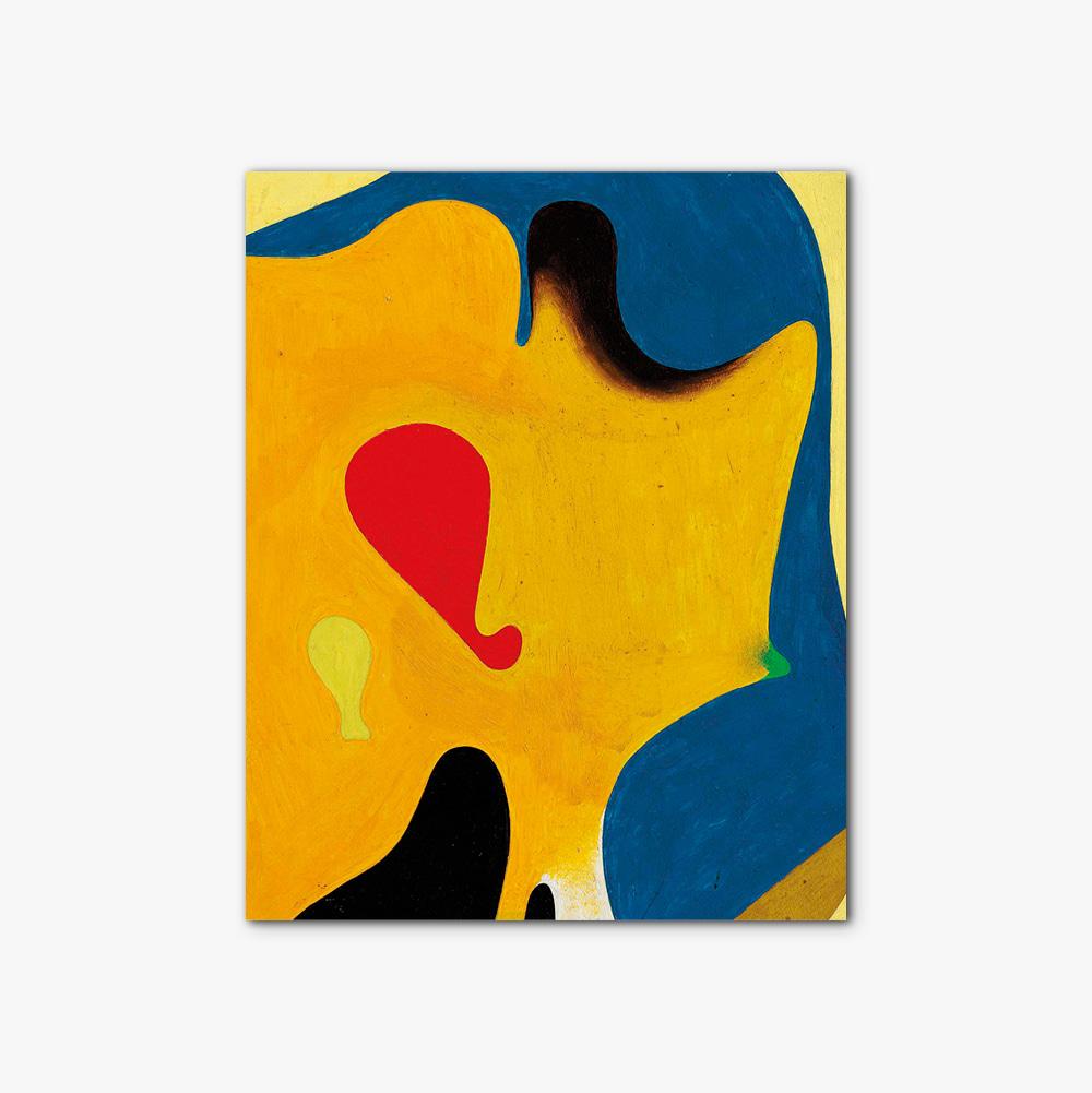 캔버스 인테리어 추상화 액자 Abstract painting 349