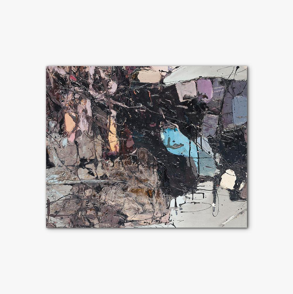 캔버스 인테리어 추상화 액자 Abstract painting 365