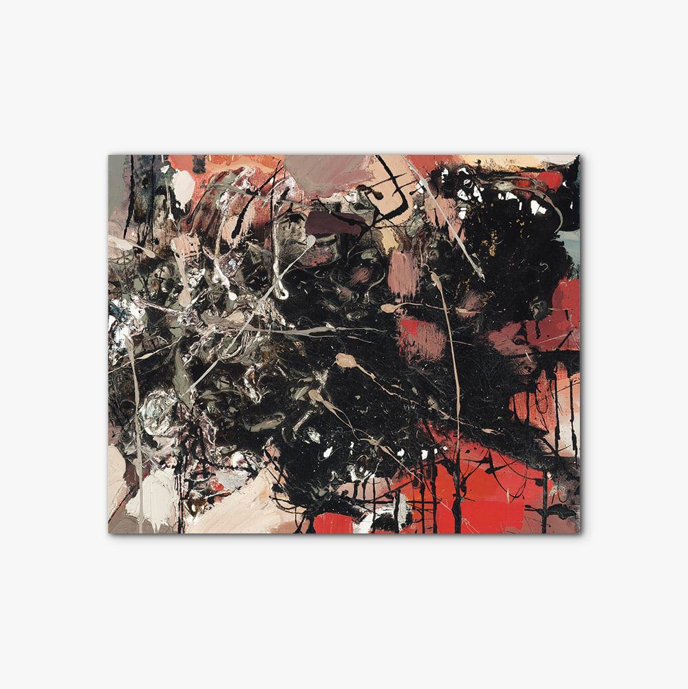 캔버스 인테리어 추상화 액자 Abstract painting 366