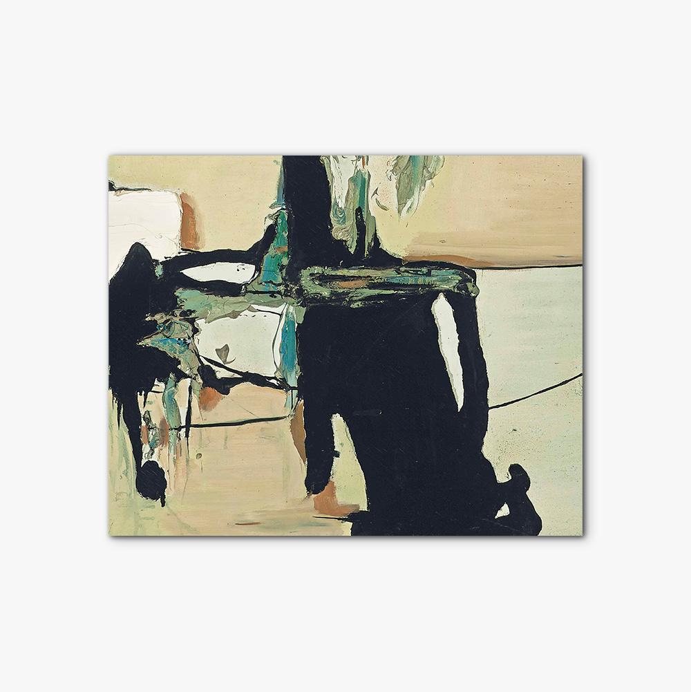 캔버스 인테리어 추상화 액자 Abstract painting 367