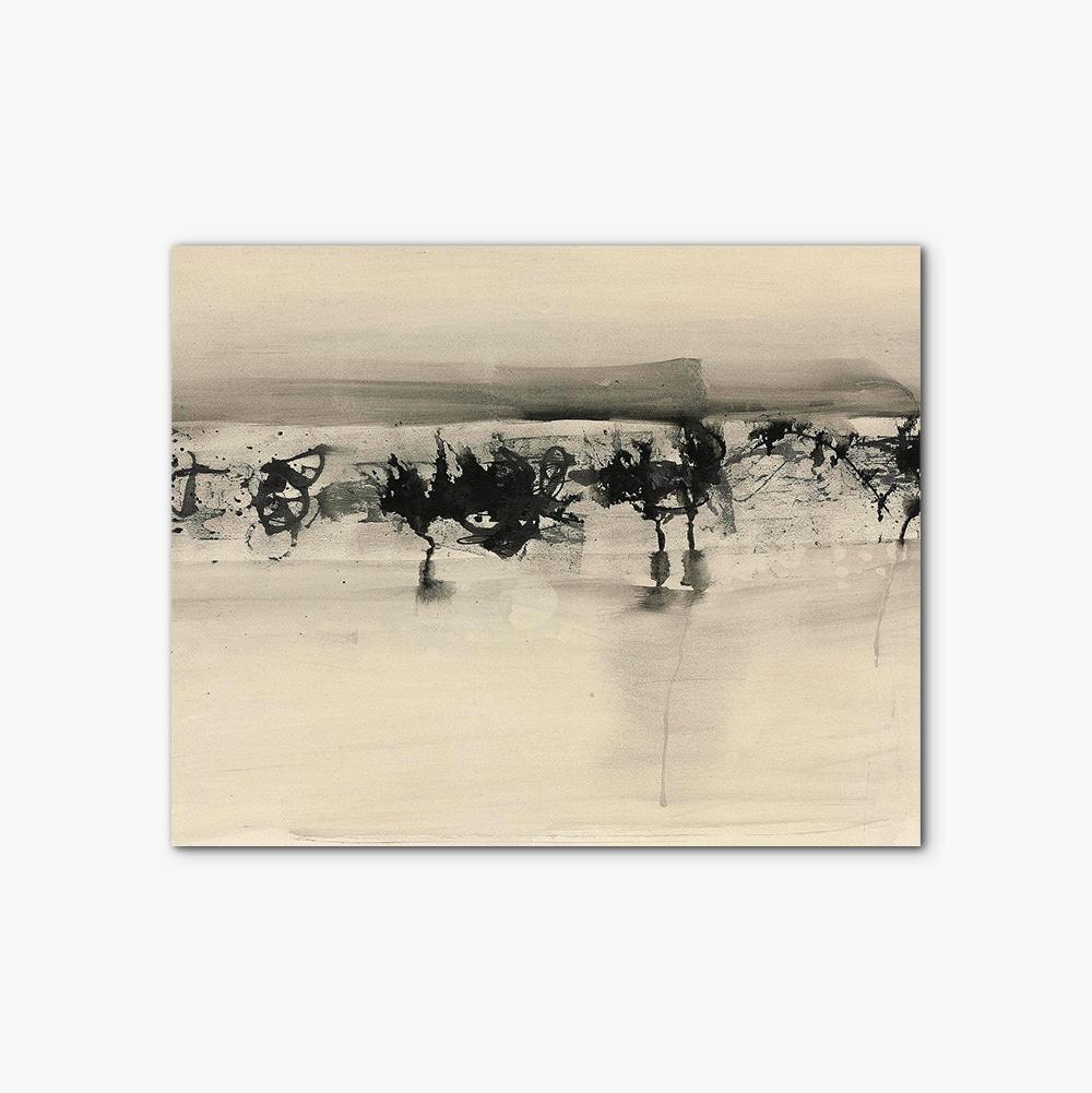 캔버스 인테리어 추상화 액자 Abstract painting 370