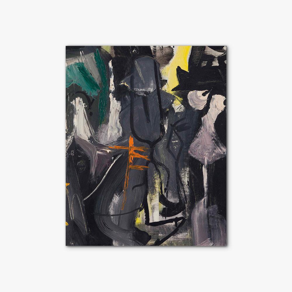 캔버스 인테리어 추상화 액자 Abstract painting 372
