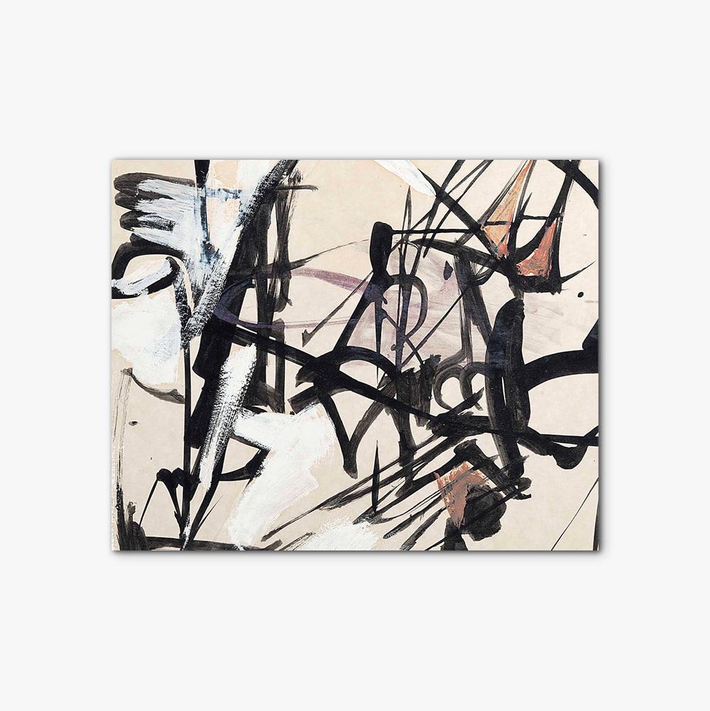 캔버스 인테리어 추상화 액자 Abstract painting 374