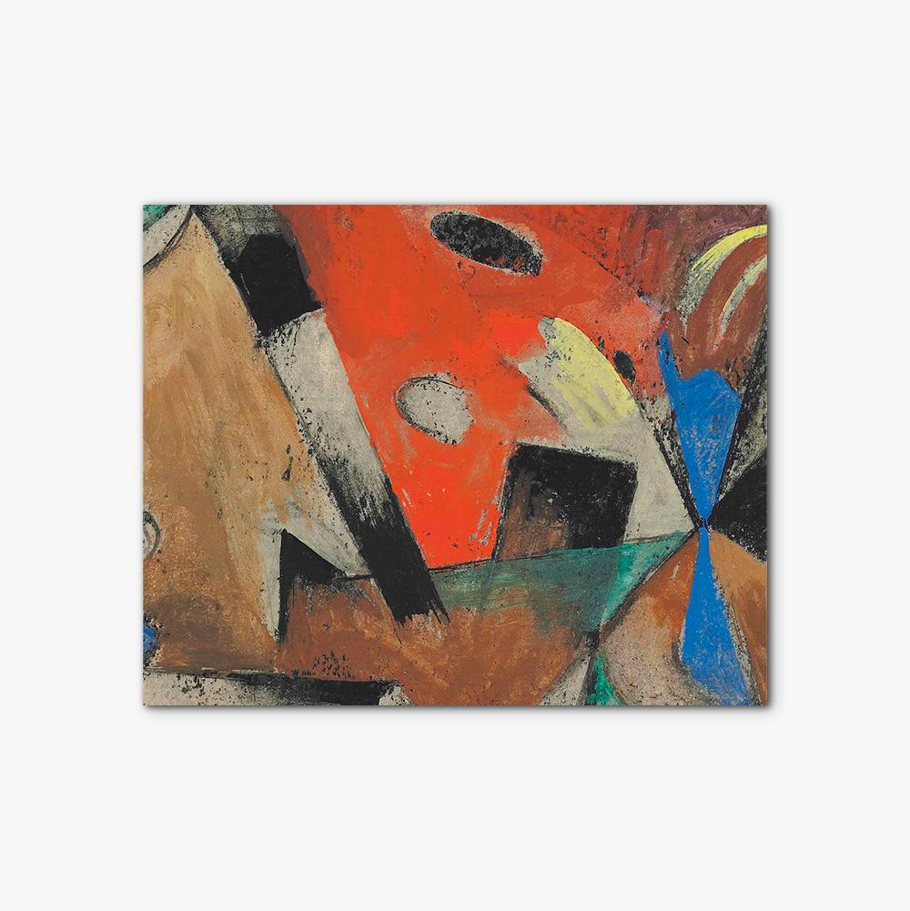 캔버스 인테리어 추상화 액자 Abstract painting 375