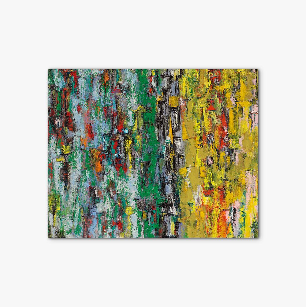 캔버스 인테리어 추상화 액자 Abstract painting 381