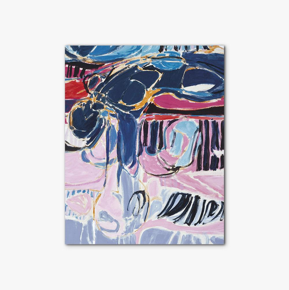 캔버스 인테리어 추상화 액자 Abstract painting 382