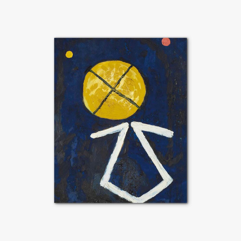 캔버스 인테리어 추상화 액자 Abstract painting 384