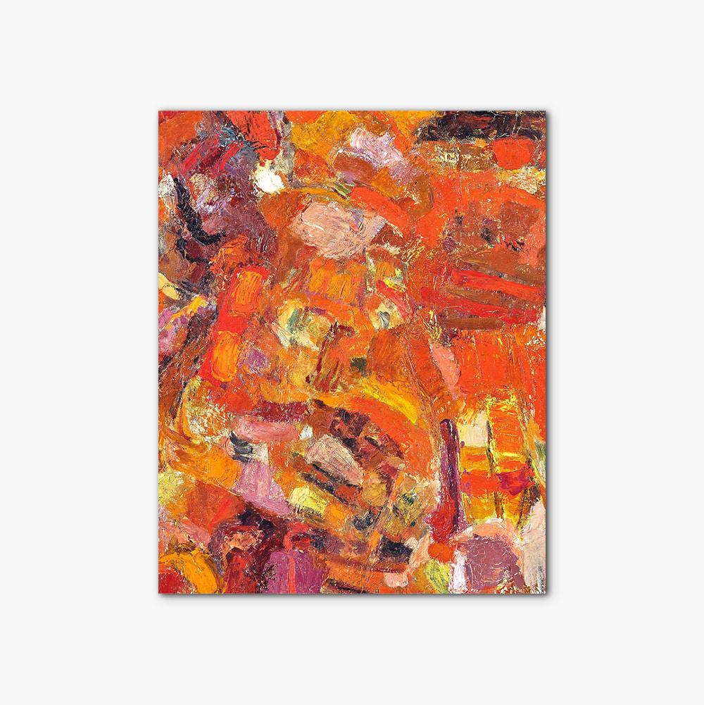 캔버스 인테리어 추상화 액자 Abstract painting 388