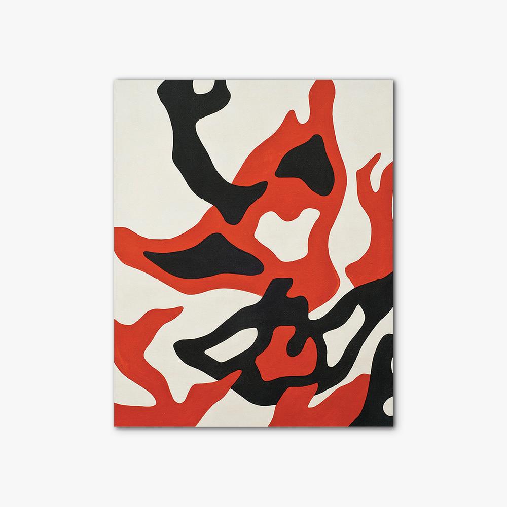 캔버스 인테리어 추상화 액자 Abstract painting 403