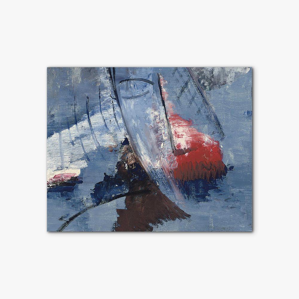캔버스 인테리어 추상화 액자 Abstract painting 408