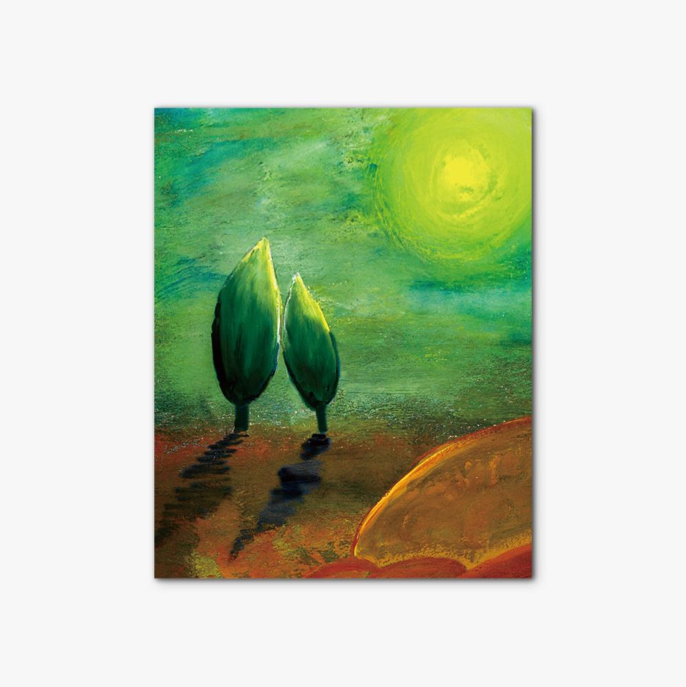 캔버스 명화 인테리어 액자 Oil Painting 210