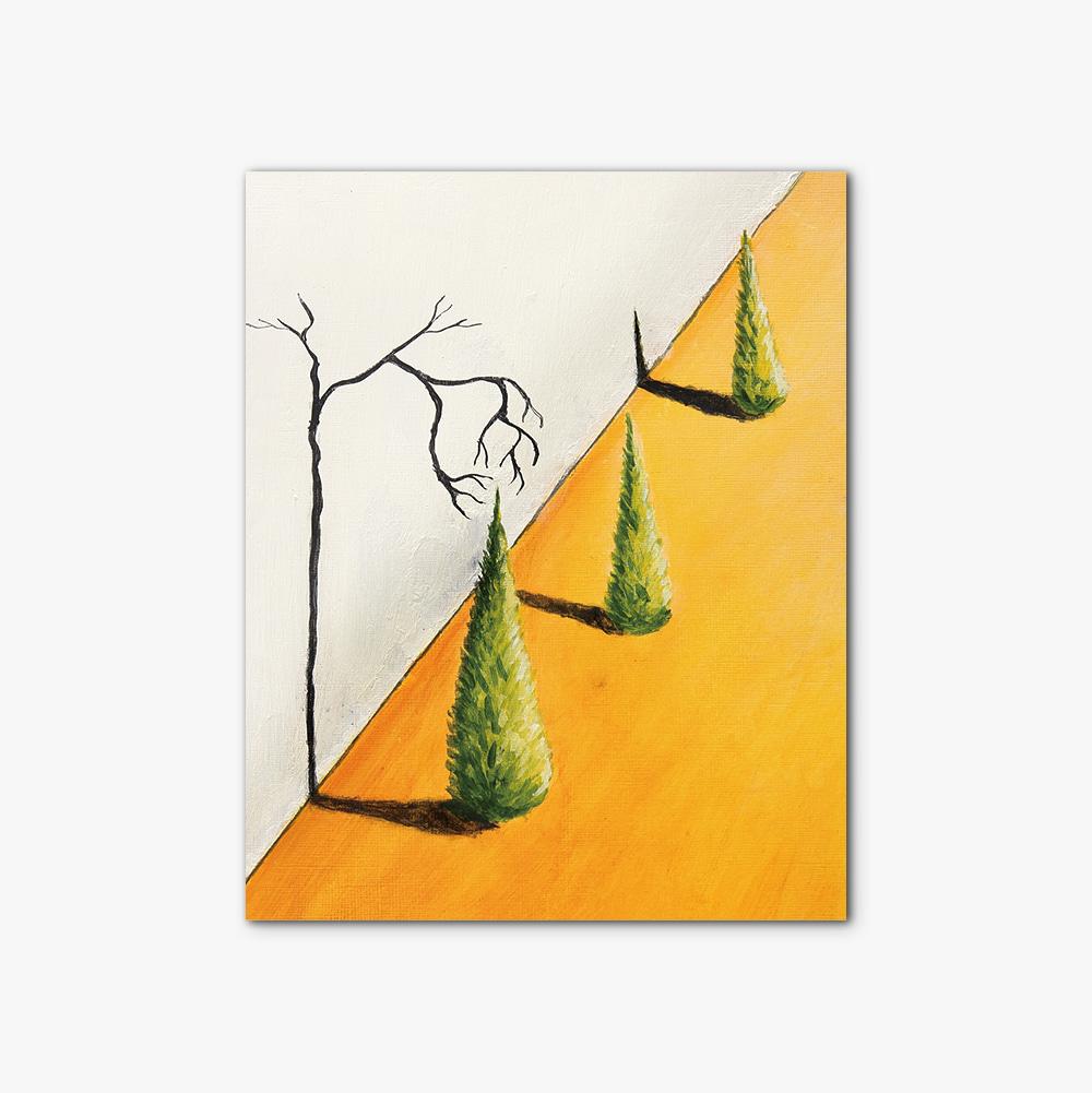 캔버스 명화 인테리어 액자 Oil Painting 211