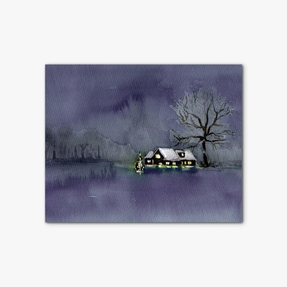 캔버스 명화 인테리어 액자 Oil Painting 215