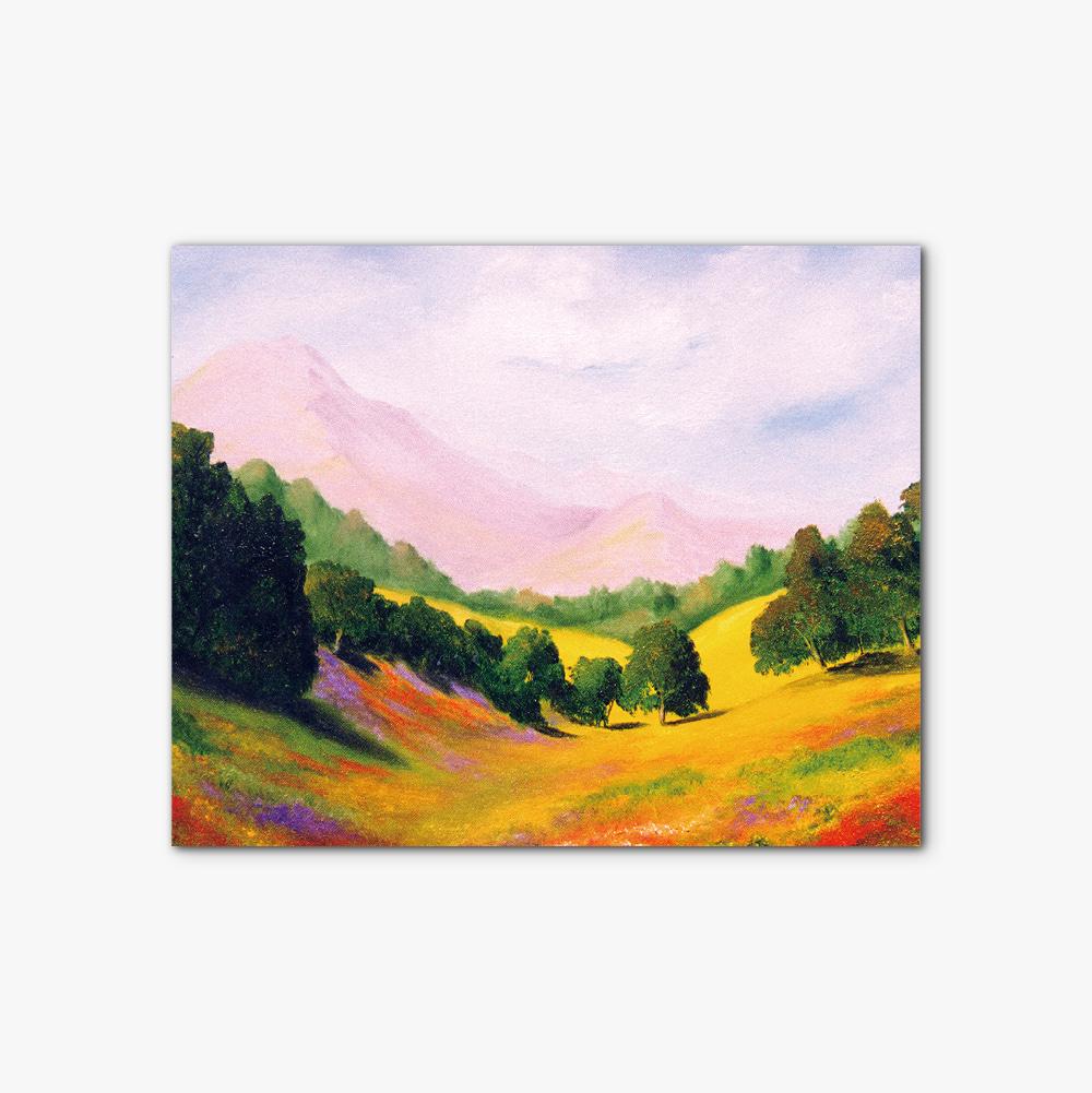 캔버스 명화 인테리어 액자 Oil Painting 217