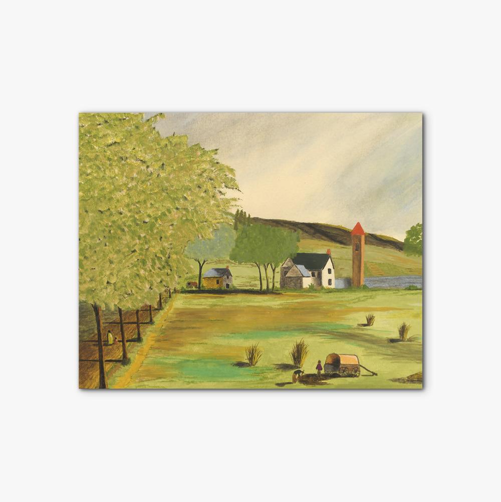 캔버스 명화 인테리어 액자 Oil Painting 218