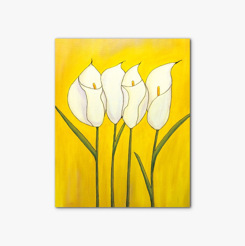 캔버스 명화 인테리어 액자 Oil Painting 219