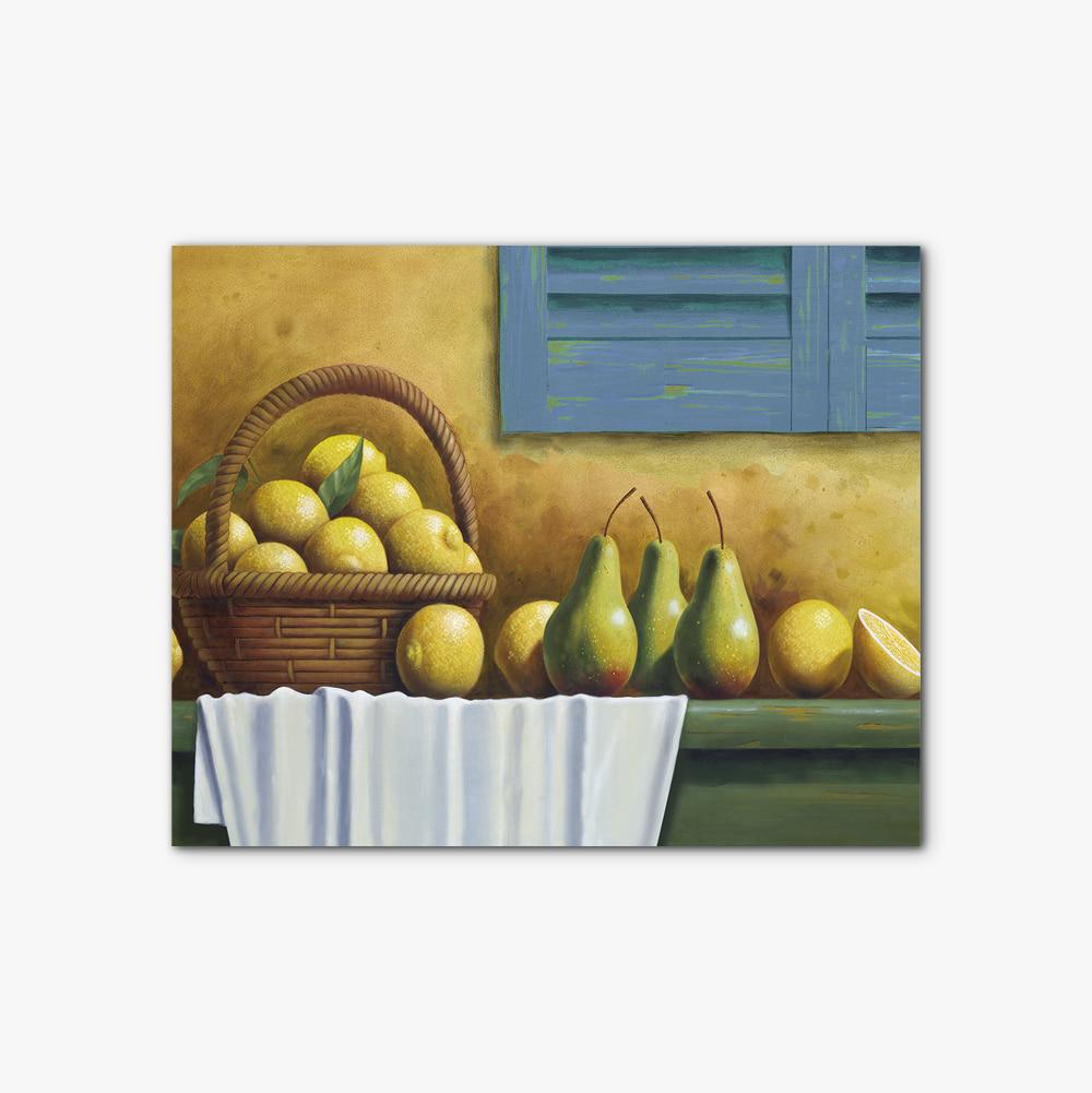 캔버스 명화 인테리어 액자 Oil Painting 227