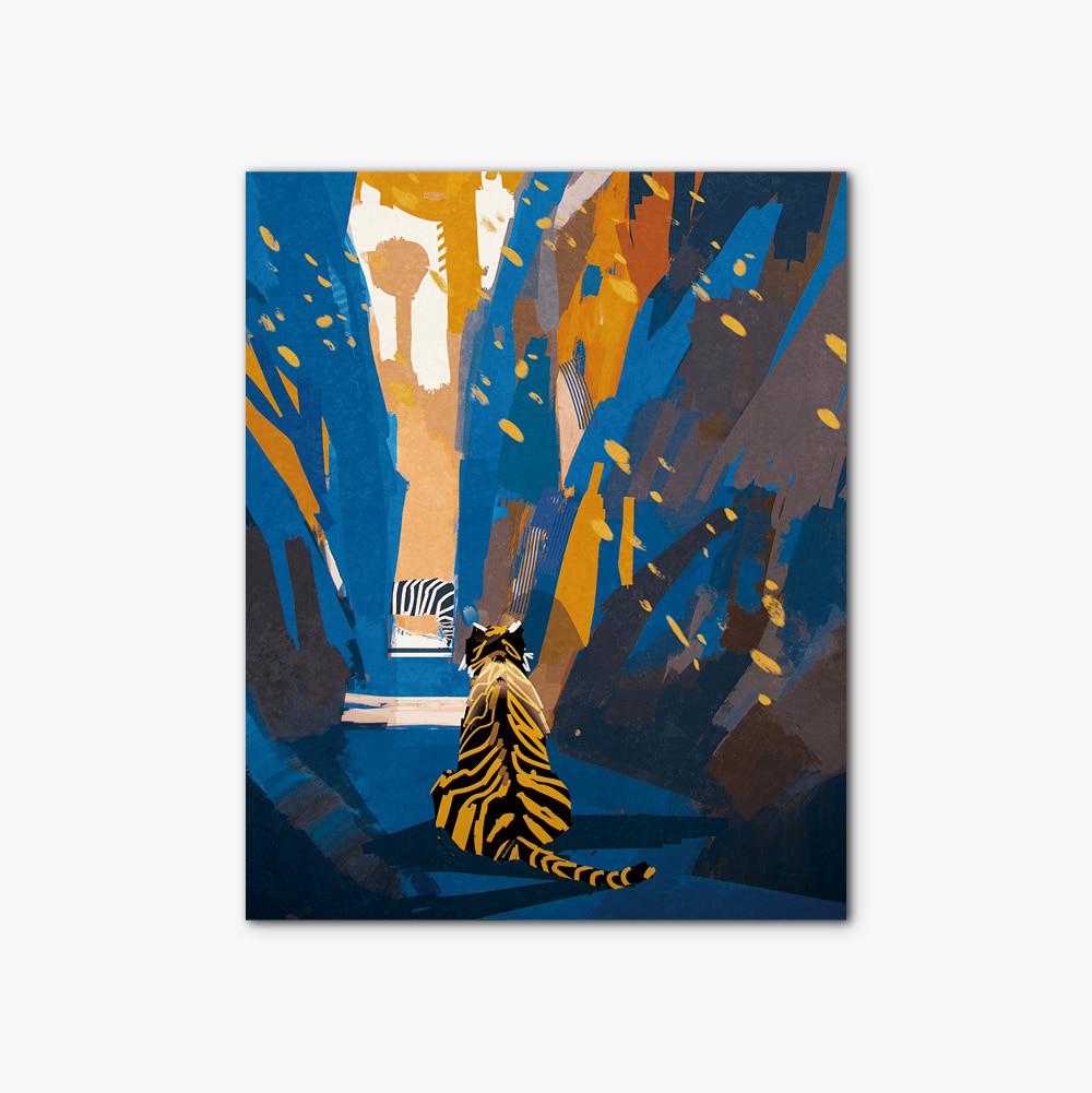 캔버스 명화 인테리어 액자 Oil Painting 229