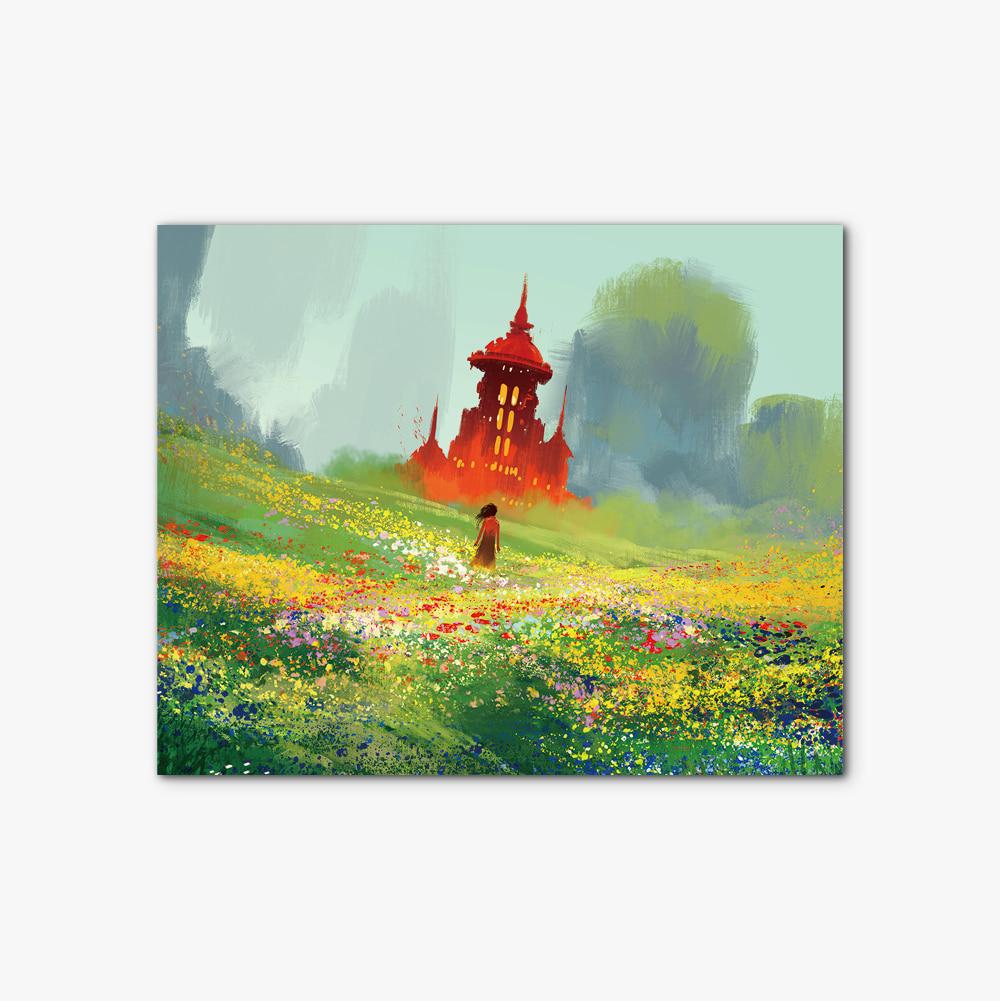 캔버스 명화 인테리어 액자 Oil Painting 230
