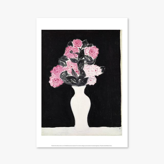(플라워 아트 포스터) Flower Series ART Poster_1113