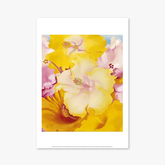 (플라워 아트 포스터) Flower Series ART Poster_1117