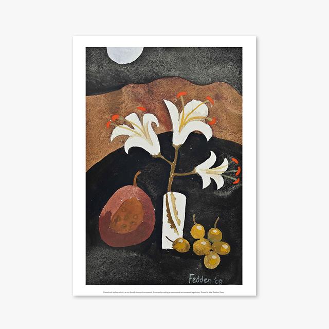 (플라워 아트 포스터) Flower Series ART Poster_1129