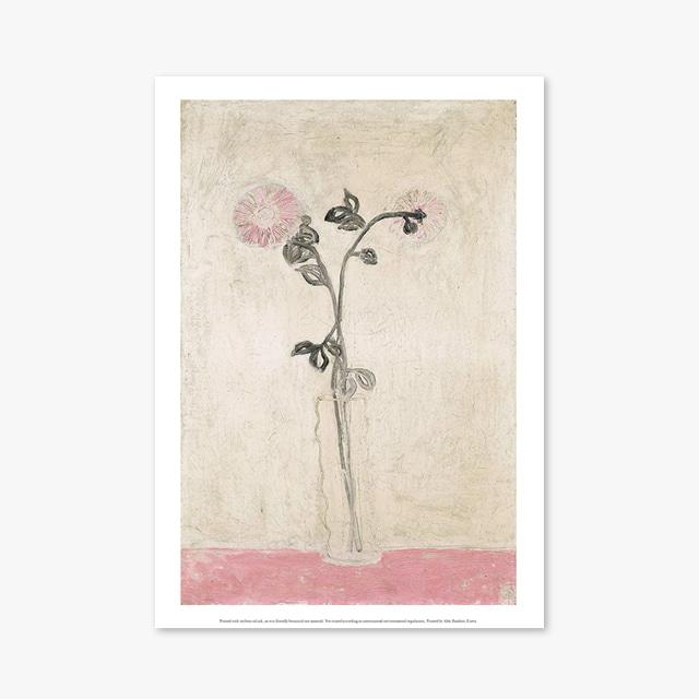 (플라워 아트 포스터) Flower Series ART Poster_1156