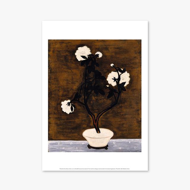 (플라워 아트 포스터) Flower Series ART Poster_1172