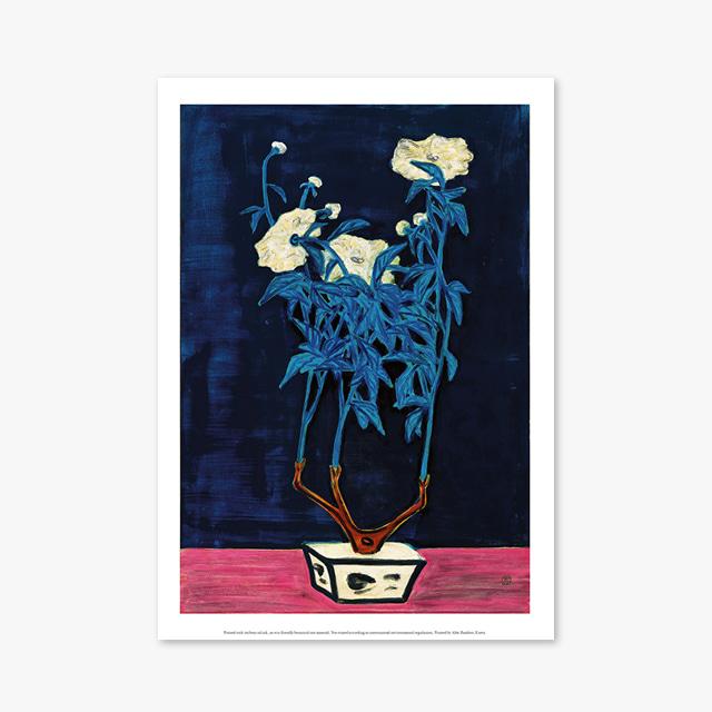 (플라워 아트 포스터) Flower Series ART Poster_1175
