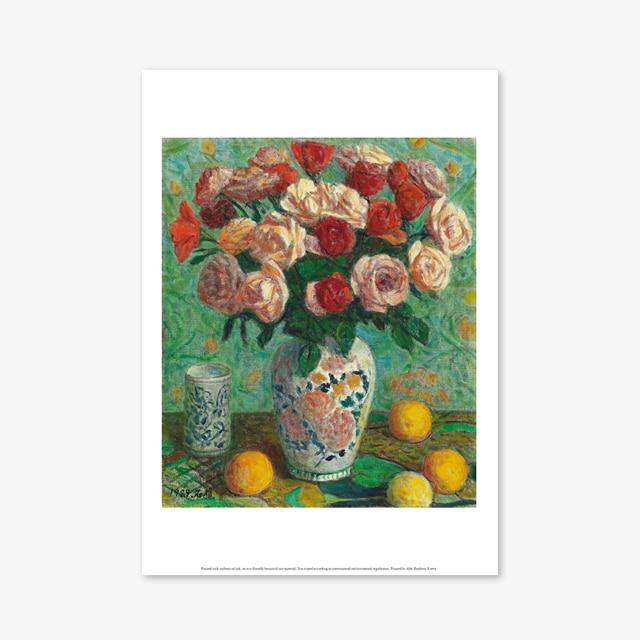 (플라워 아트 포스터) Flower Series ART Poster_1198