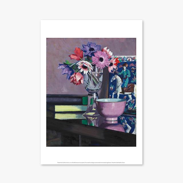 (플라워 아트 포스터) Flower Series ART Poster_1238