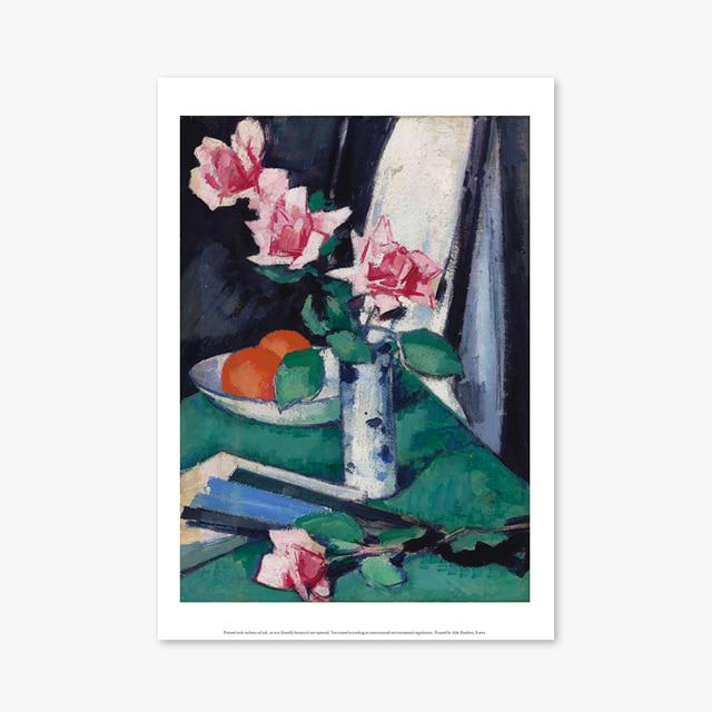 (플라워 아트 포스터) Flower Series ART Poster_1244