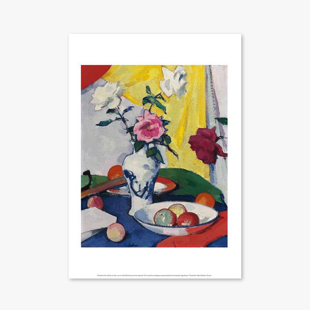 (플라워 아트 포스터) Flower Series ART Poster_1250