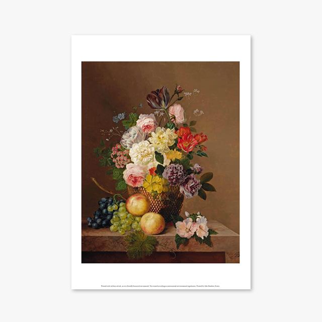 (플라워 아트 포스터) Flower Series ART Poster_1259