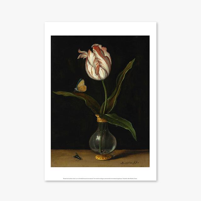 (플라워 아트 포스터) Flower Series ART Poster_1264