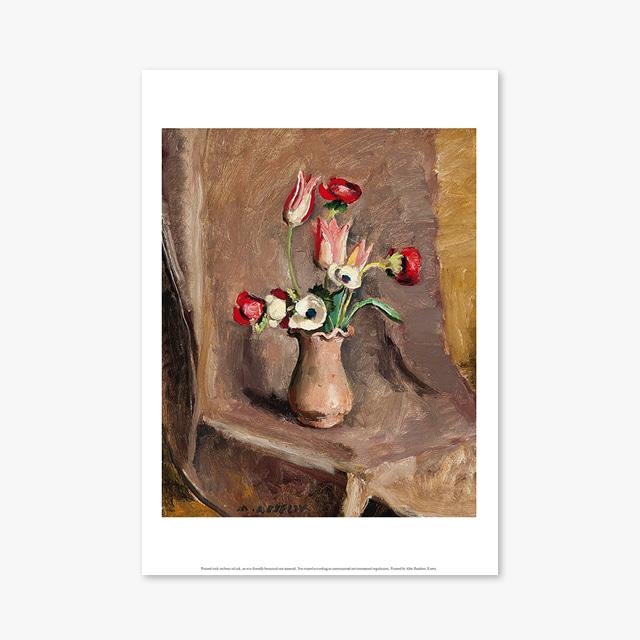 (플라워 아트 포스터) Flower Series ART Poster_1270