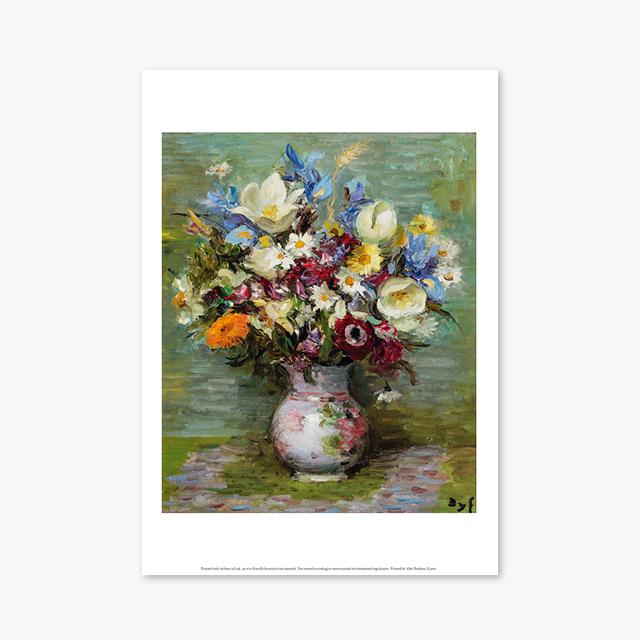 (플라워 아트 포스터) Flower Series ART Poster_1272