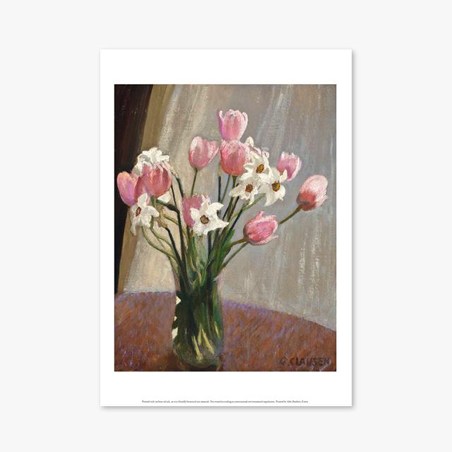 (플라워 아트 포스터) Flower Series ART Poster_1273