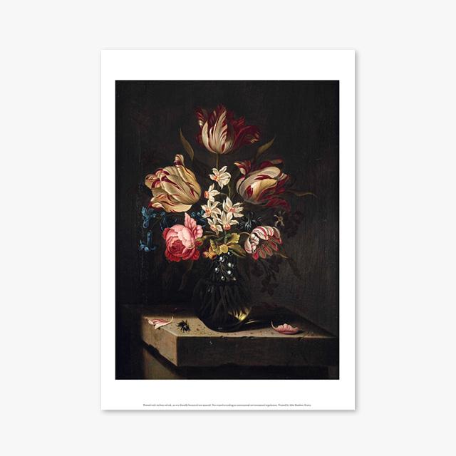 (플라워 아트 포스터) Flower Series ART Poster_1276