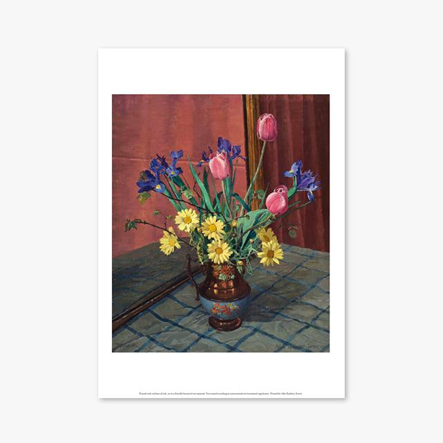 (플라워 아트 포스터) Flower Series ART Poster_1279