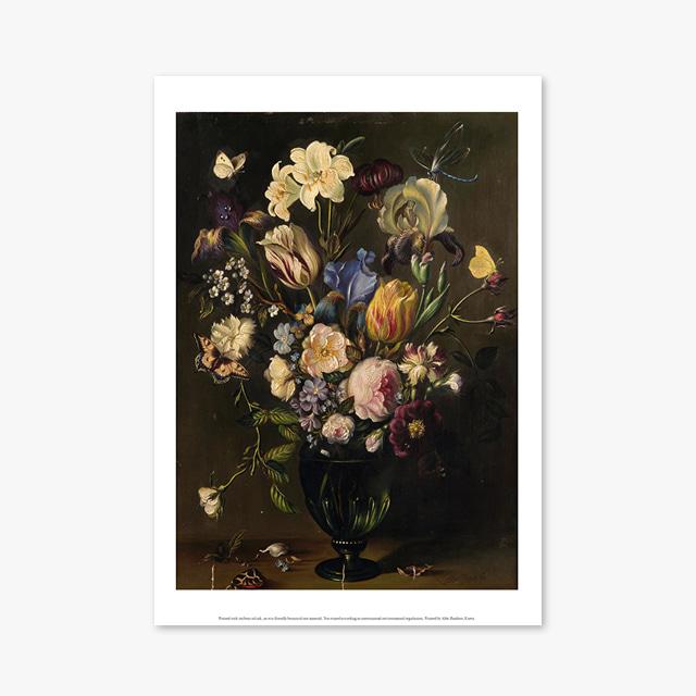 (플라워 아트 포스터) Flower Series ART Poster_1281