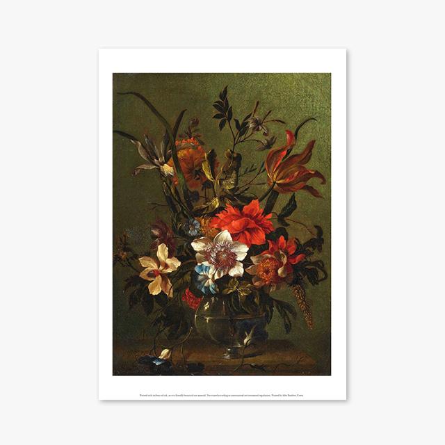 (플라워 아트 포스터) Flower Series ART Poster_1282