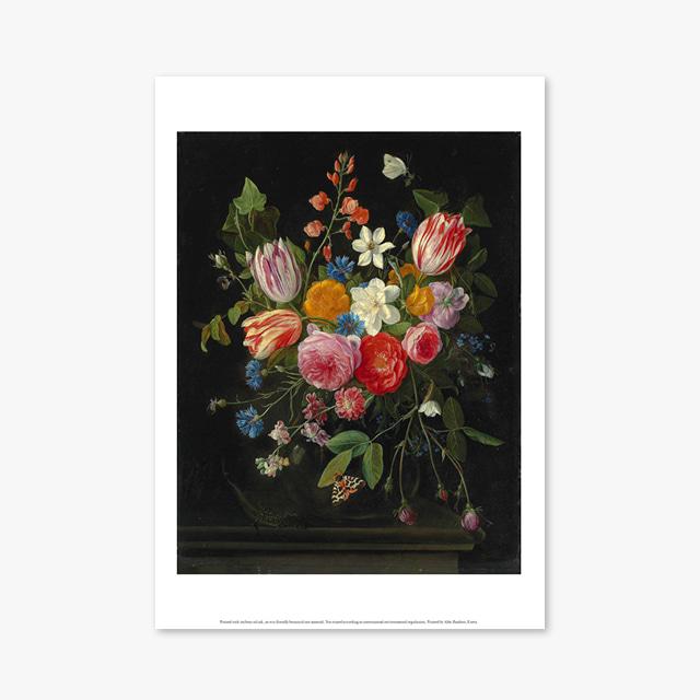 (플라워 아트 포스터) Flower Series ART Poster_1283