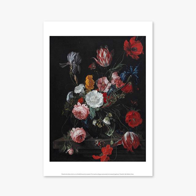 (플라워 아트 포스터) Flower Series ART Poster_1284