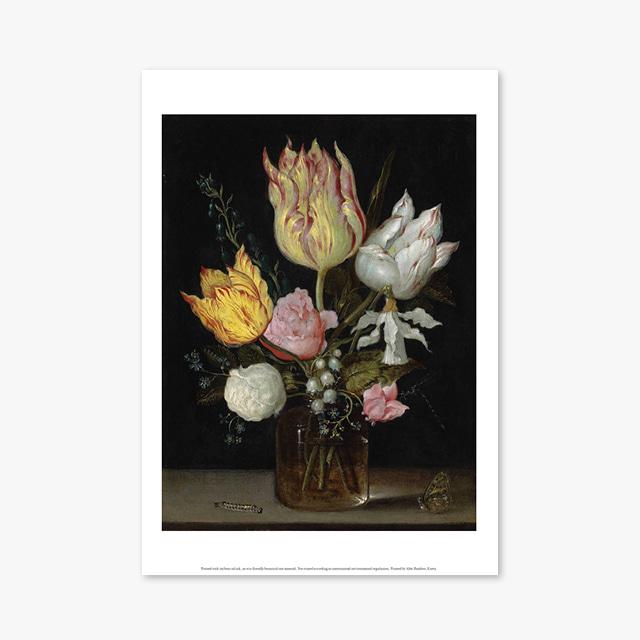 (플라워 아트 포스터) Flower Series ART Poster_1285