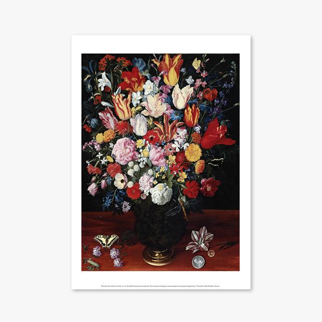 (플라워 아트 포스터) Flower Series ART Poster_1286