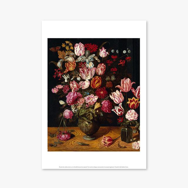(플라워 아트 포스터) Flower Series ART Poster_1287